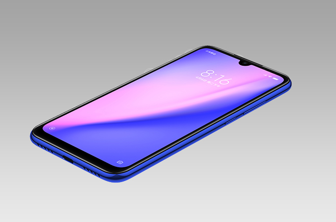 Xiaomi Redmi Note 7 Pro which is an advanced version of the Note 7