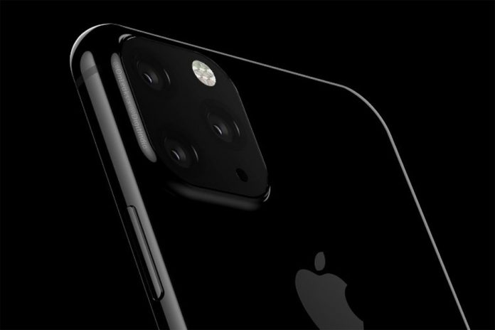iPhone 11, iPhone 11 Max picture of three camera as anticipated. Picture credit: www 3g.163.com
