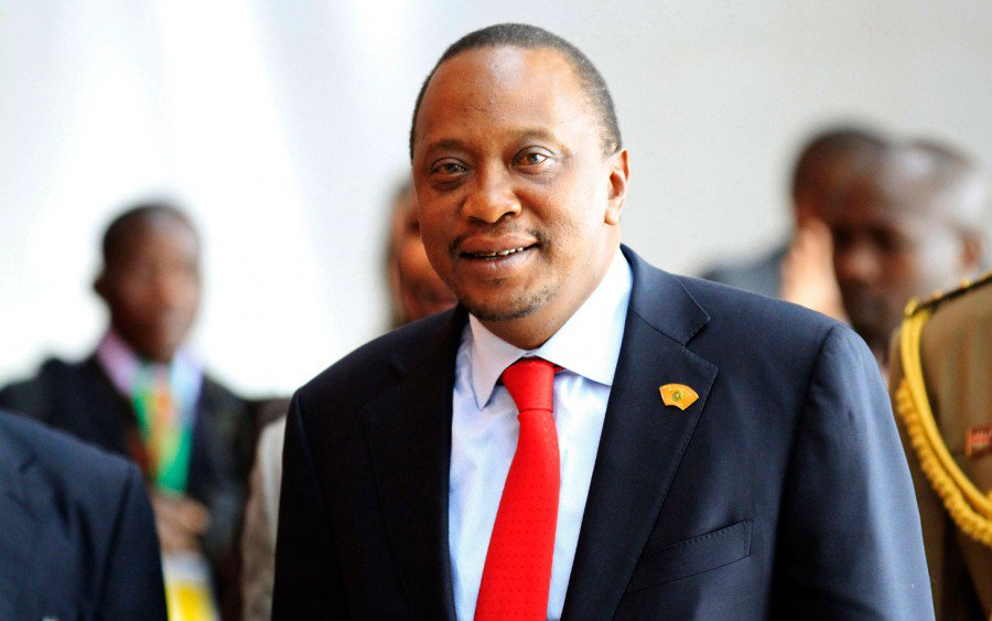 Kenya�s President Uhuru Kenyatta. He is one of the richest person in Kenya | Photo credit: Reuters