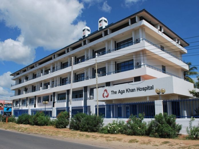 The Aga Khan Hospital, Mombasa- where Liquid Telecom has connected its high-speed fiber network to seven of its outreach centers in the coastal region bringing healthcare closer to the community. PHOTO: COURTESY