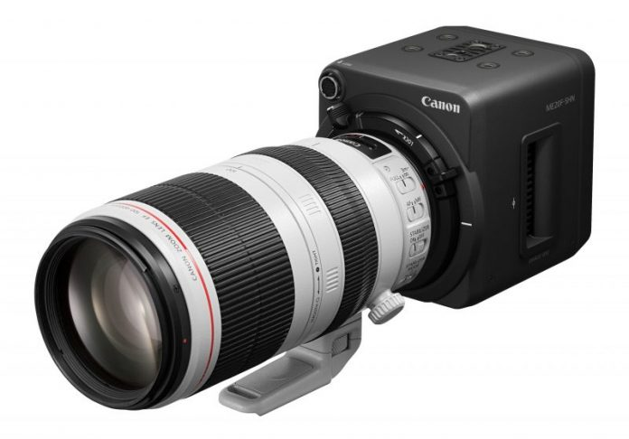 Canon Launches Camera With the Ability to Shoot in Total Darkness and Broadcast Live