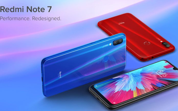 Xiaomi-Redmi-Note-7 Exected to Launch soon in the Kenyan Market. Image : {Courtesy)