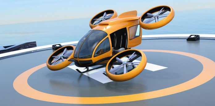 Flying Taxis Unveiled