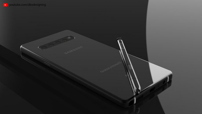 Samsung Galaxy Note 10 to be unveiled on August 7 Here are the specifications