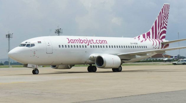Jambojet to increase frequencies to Coastal destinations in August 2019