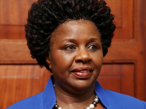 Bomet Governor Joyce Laboso dies at Nairobi Hospital