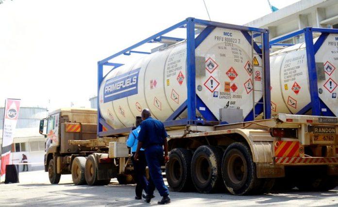 Kenya exports its first crude oil at Ksh.1.2B