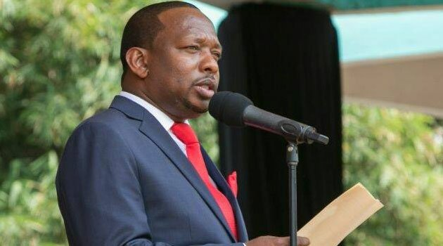 Mike Sonko reveals Hon Ken Okoth secrets, Can he be trusted?