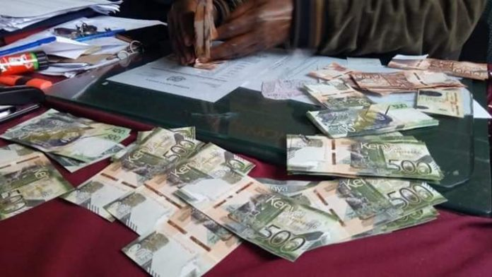 Man arrested while depositing 70,000 fake currency in Nanyuki