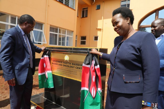 Embu Level 5 Teaching and Referral launches first Oncology programme