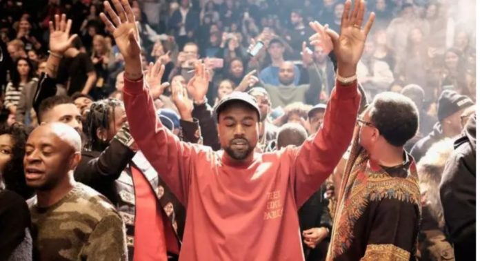 Kanye West surrenders to God, declares he is born again