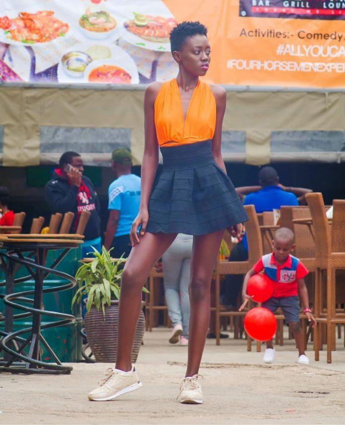 Mama yangu hapendi Ngombe labda Ndege - Rue baby tells a potential suiter