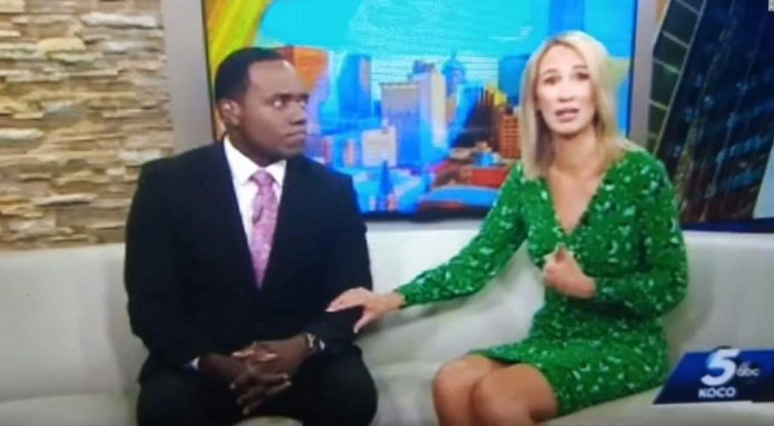 TV anchor apologizes after comparing black cohost to a gorilla