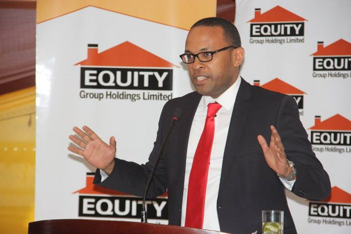Equity bank's Finserve boss Jack Ngare moves to Microsoft