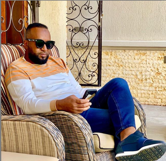 This Images of Mombasa Governor Hassan Joho will make you question your boyfriend's sense of style