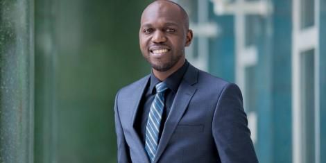 What you don't know about Larry Madowo