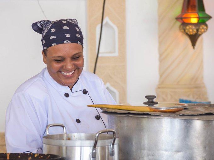 Mombasa based chef Maliha Mohamed breaks Guinness World Record
