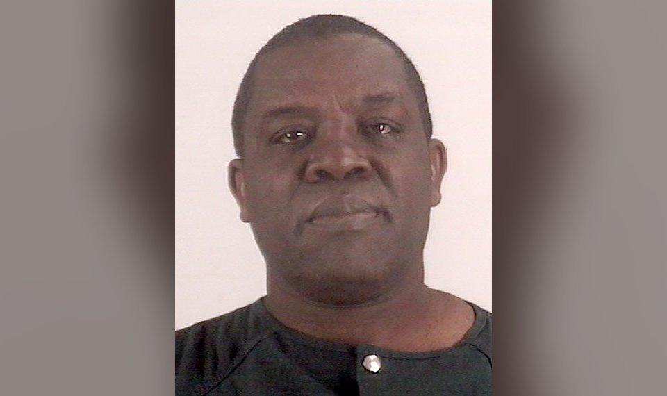 Anthony Mamboleo Nyakeo. PHOTO | Tarrant County, Texas, Sheriff's Office