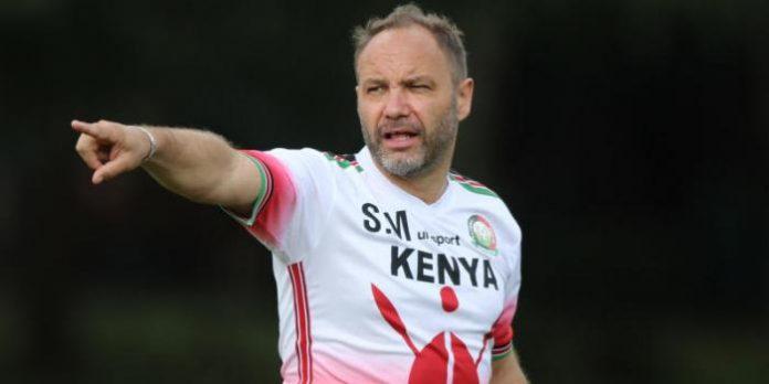 Sébastien Migné Kicked out as Harambee Stars Head Coach