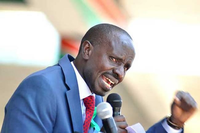 KNUT Secretary General Wilson Sossion. PHOTO/COURTESY
