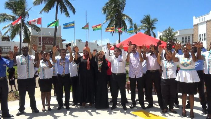 PrideInn Paradise Beach Resort & SPA team PrideInn Paradise became the first and only Five Star resort in Mombasa County