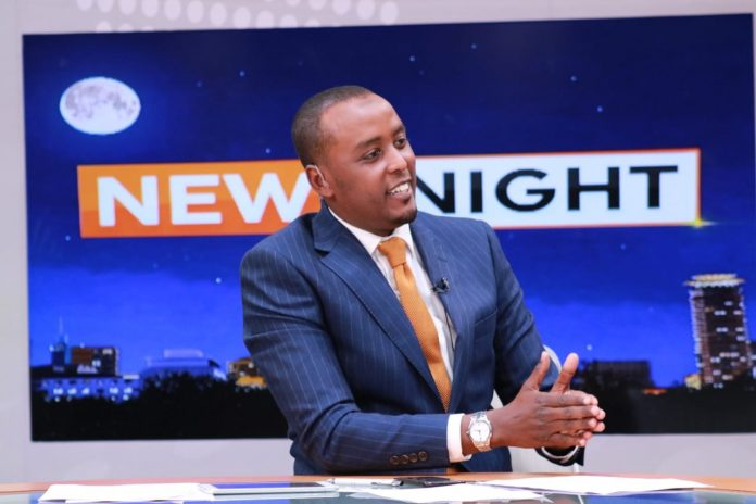 Hussein Mohamed resigns from Citizen TV - Image/ Courtesy
