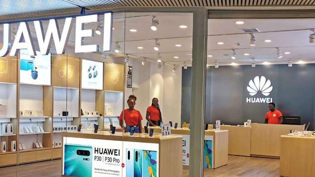 Huawei-Experience-Store