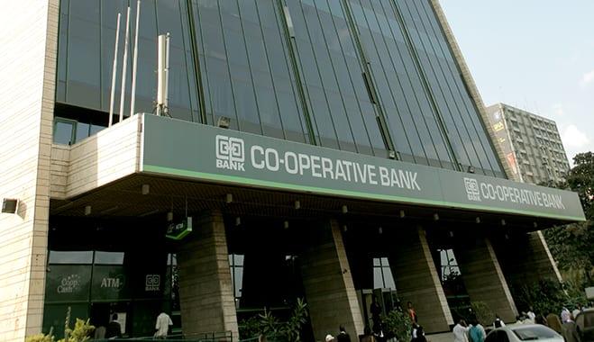 Co-op Bank quarterly profit up 12.5 percent to Ksh.3.6 billion