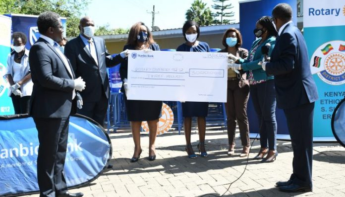 Stanbic Bank To Put Up 700 COVID-19 Sanitation Stations Across The Country