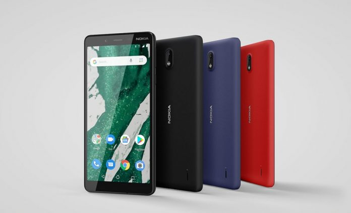 Nokia 1 Plus Price and Specifications In Kenya
