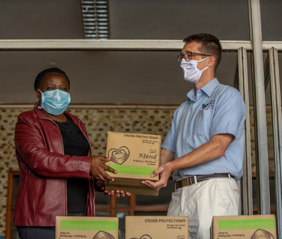 Penda Health Backs Coronavirus Fight with PPE Donation