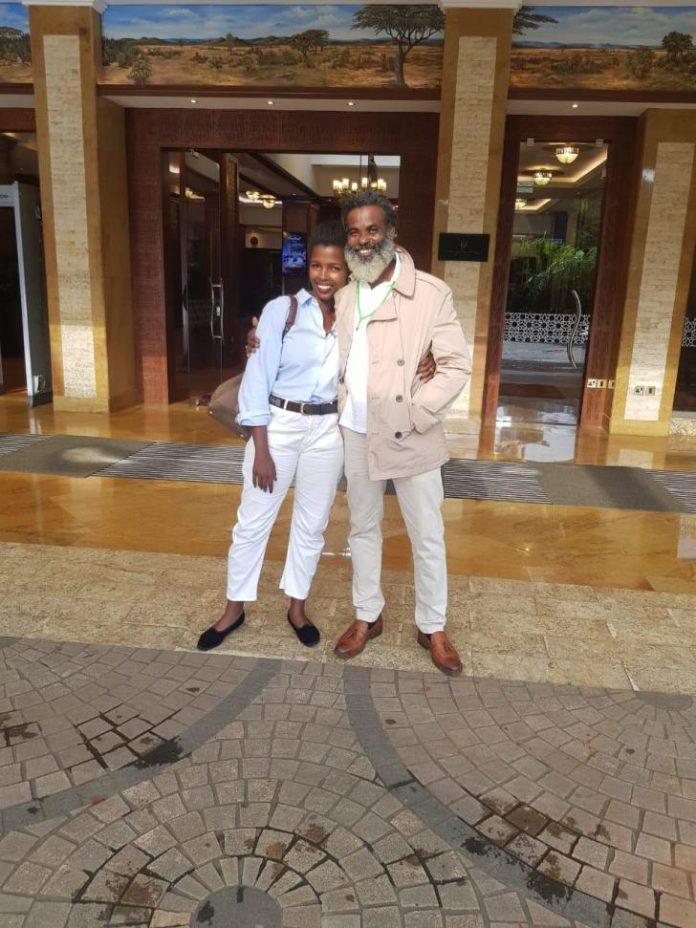 Omar Lali: Meet late Tecra Muigai's boyfriend (PHOTOS)