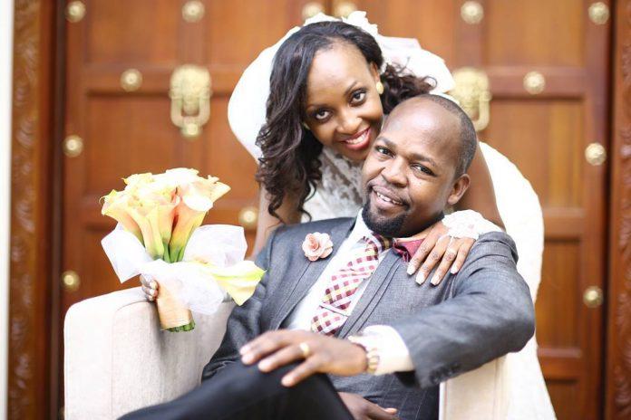 Alex Mwakideu's Gorgeous Wife and Kids [Photos]
