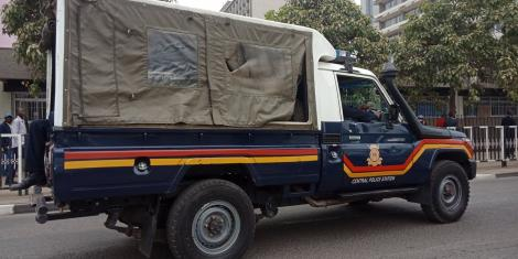 Four 'Fake' police Arrested robbing Mombasa residents during curfew