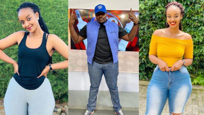 Willis Raburu's alleged new lover Denies Allegations