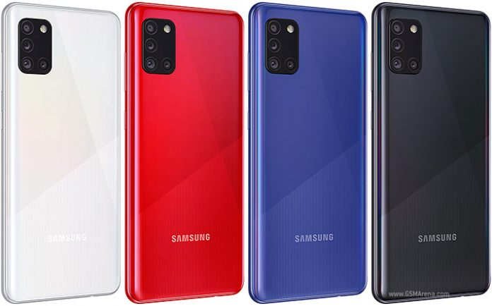 Samsung Galaxy A31 Price and Specifications in Kenya