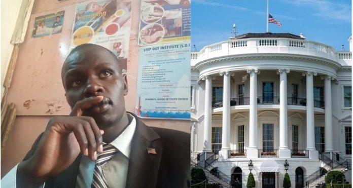 How Alex Ndiritu in Nyeri Got Americans panicking about the White House