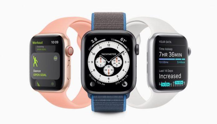 Apple's WatchOS 7