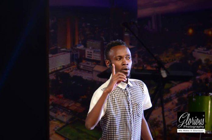 Former Churchill Show Comedian Joseph Musyoki Kivindu AKA Kasee