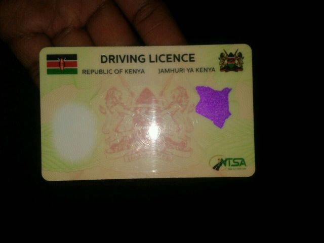 How to Apply for the New Digital Driving License in Kenya