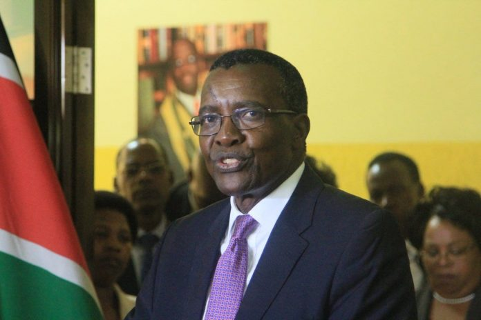 CJ Maraga Speaks Out on Claims Of Siring Child Out Of Wedlock