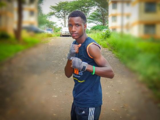 A young man who's been impersonating former boxer Congestina Achieng's son to defraud unsuspecting sympathisers has been unmasked.