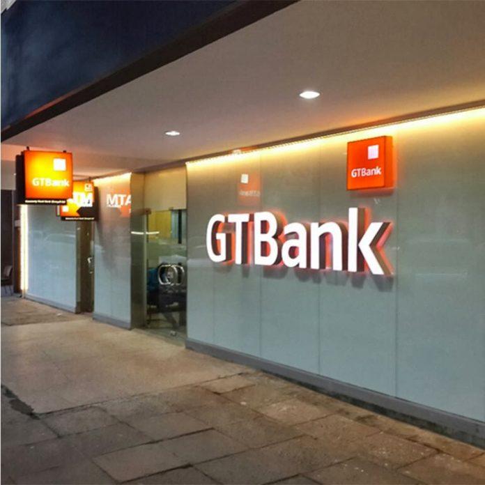 GT Bank Branch Codes in Kenya