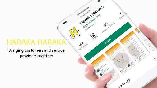 Haraka Haraka App