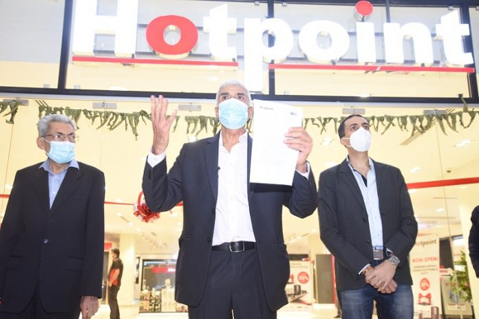 hotpoint-sarit-center-launch