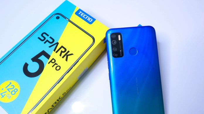 TECNO Spark 5 PRO Specifications and Price in Kenya